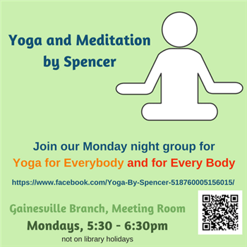 Yoga and Meditation by Spencer Forsyth County News