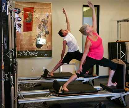 Pilates Classes private or group Mission Valley News Calendar