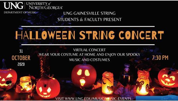 Gainesville Halloween 2020 Halloween String Concert Gainesville Times