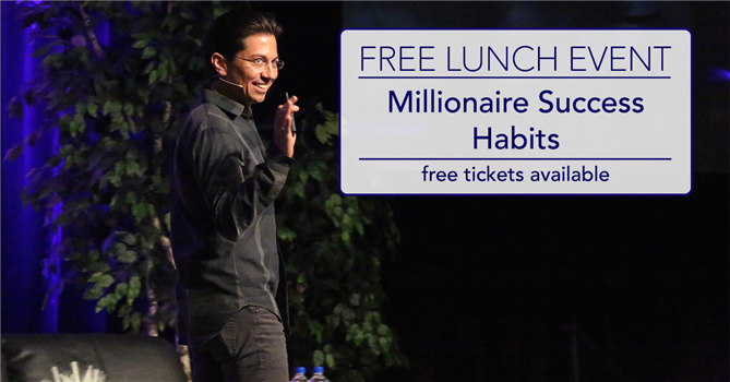 FREE) Millionaire Success Habits revealed in Anchorage by