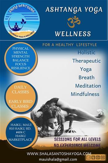 Theutic Ashtanga Yoga Breath