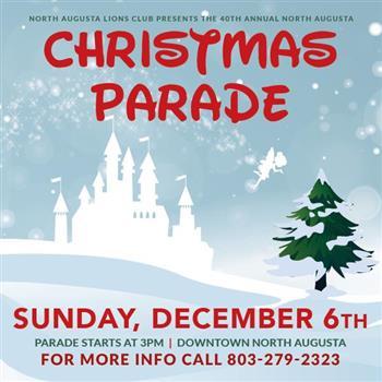 Augusta Christmas Parade 2021 North Augusta Lions 40th Annual Christmas Parade Fox 54 News Now Augusta Events
