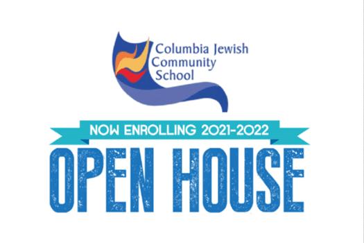 Columbia Calendar 2022.Columbia Jewish Community School Open House Capital Gazette Calendar