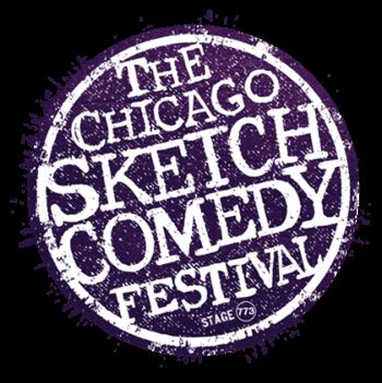 The Chicago Sketch Comedy Festival Daily Herald Calendar