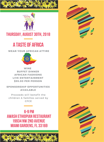 Miami On The Cheap >> A Taste Of Africa Miami On The Cheap All Events